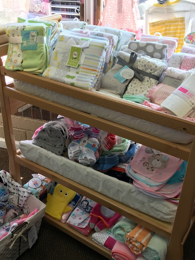 Pregnancy-Aid-Clinic-Baby-Boutique-essentials